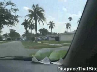 Disgrace That Bitch Fucking in a slutty neighbor