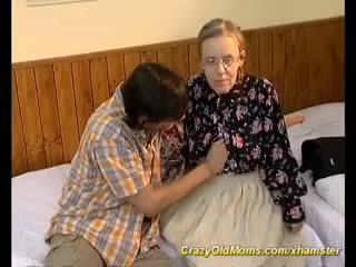 मुखमैथुन, grannies, गुदा