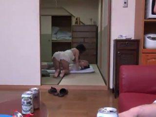 Rina Ooshima Appreciates Multiposition Xxx In The Living Room