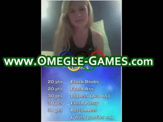 Vebkāmera omegle spēle 21