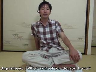 Slank japans lad