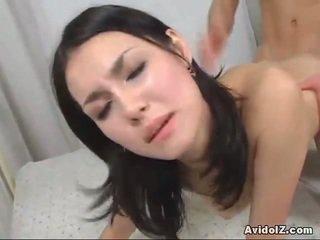 Gorące azjatyckie laska maria ozawa deeply fucked