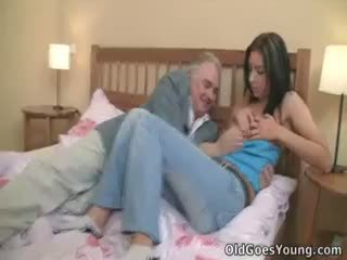Zarina Gets Her Little Boobs Cum Soaked By Both Her