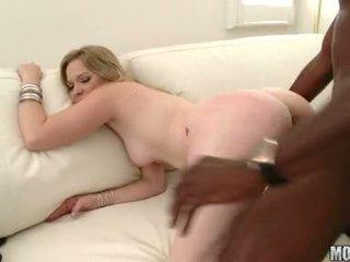 grote lul, interraciale, zwart porn