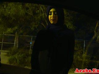 Arab hijabi fucked w zakazany ciasne cipka: darmowe porno 74