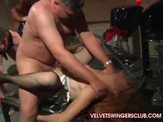 Velvet swingers club couples trading partners -ban forró.