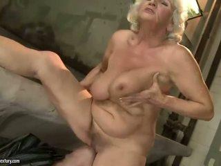 bà, bà nội, lông