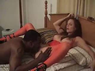 hoorndrager, interraciale, hd porn
