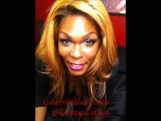 Gabrielle cinta aka @erycacane rainy hari solo promo