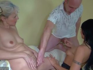old, granny, compilation