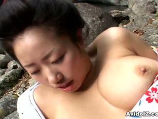 Sexy geisha kotone yamashita knullet hardt