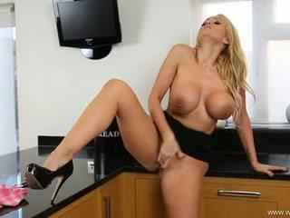 striptīzs, blondīne
