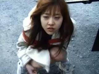 Korėjietiškas putė beautifully destroyed