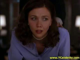 Maggie gyllenhaal - secretaresse
