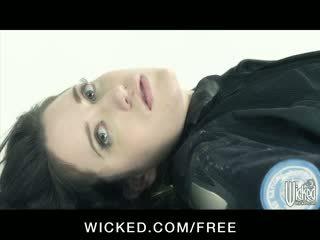 Aiden starr - horizon dvd scenă 6 - pieptoasa lesbiene cu paros pasarica finger la dracu