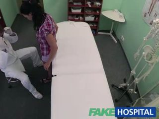 Beautiful Adela gets cured by having sex