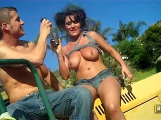 Sizzling TAnned Charley Chase Hooks He...