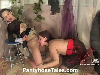 Ninon agatha elama sukkpüksid show