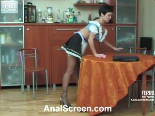 Mima y vitas anal follando vídeo