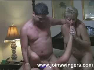 swingers, bestemor, aldrende