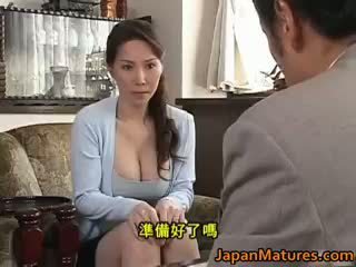 japonisht, group sex, big boobs