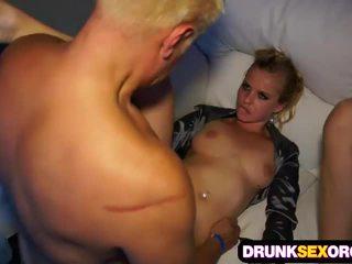 Opité Sexuálne Orgie