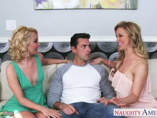 saugen, blowjob, naughty america