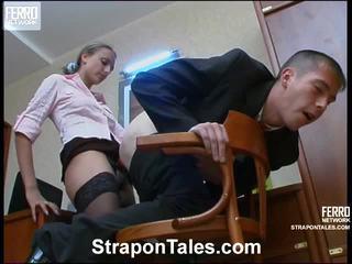 strap-on, vrouwelijke dominantie, femdom