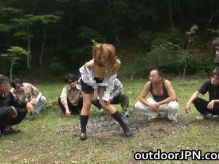 Akane hotaru picant asiatic model gets