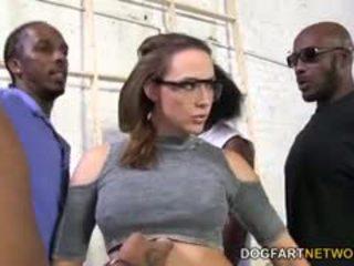 briunetė, grupinis seksas, big boobs