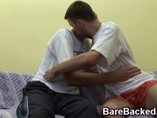Bareback healthy shafting