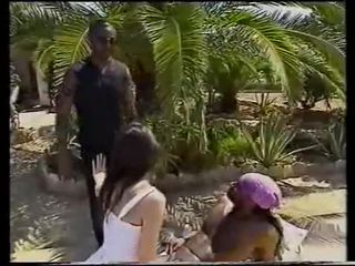 Sabrina johnson fucked līdz melnas par ibiza paradise - klasika aina