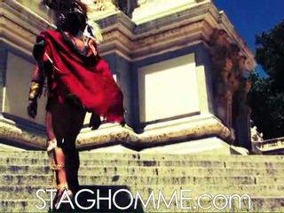 S.p.q.r. gladiators jāšanās
