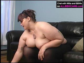 grote lullen, kont likken, porno meisje en mannen in bed