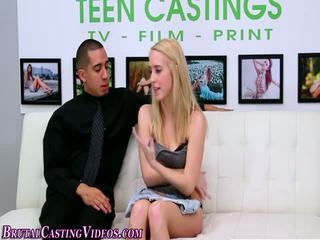 Crying teen bdsm gagged
