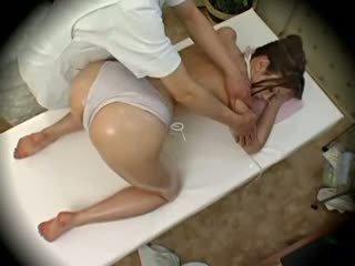 Spycam mode modell seduced von masseur 1