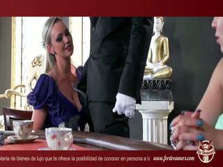 Seksualu alanah rae being plugged į the šikna iki a sumanus stallion - fordrea