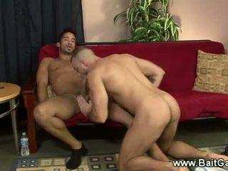 Neposredno in gej guys doing a sixtynine