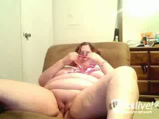 Sexychristinebbw's spectacol sep 4