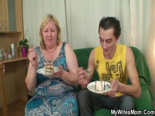 He Is Lured In Xxx By Plump Mother In Law