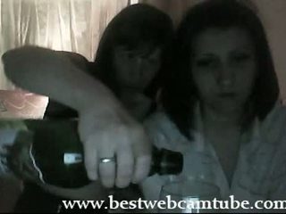 webcam, keluarga, amatur