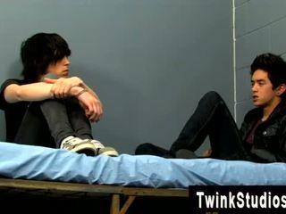 Amazing gay scene Tyler Bolt and Jason