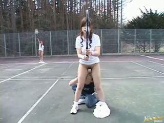 اليابانية جنسي نموذج الحصول على اللعنة فيديو
