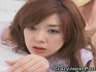 Wtf pazzo giapponese giovanissima porno!