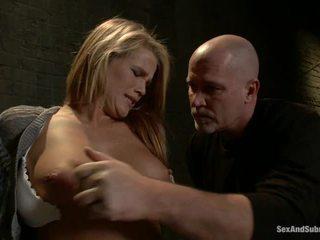 Immature blondine aiden aspen has humiliated