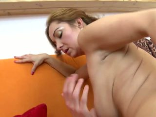 Amazing Mature Not Mother Fucks Her Young Lover: HD Porn 5b