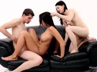 Erotikus addison, lollypop - hármasban