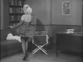A Fine Romance - Vintage Blonde Striptease: Free Porn 09