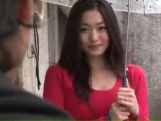 japanisch, voyeur, blowjob