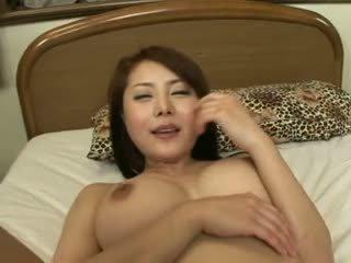 bigtits, japonés, mamada